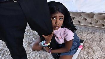 Fucking The Black Babysitter